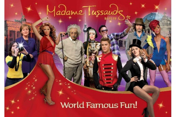 madame tussauds berlin free admission with the berlin city pass. Black Bedroom Furniture Sets. Home Design Ideas