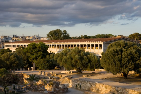 Stoa of Attalos in Athens