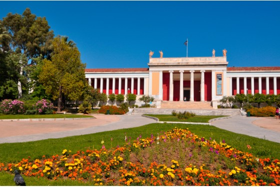 National Archeological Museum in Athens