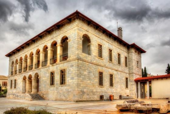 Byzantinisches und Christliches Museum in Athens
