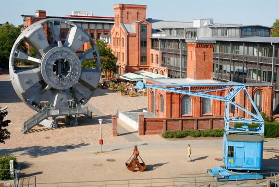 Museum of  Work site plan