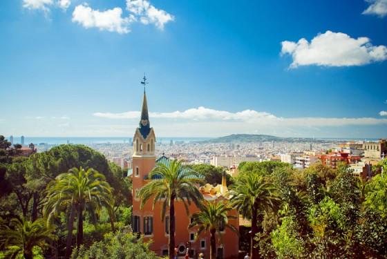Casa Museu Gaudi in Parc Guell