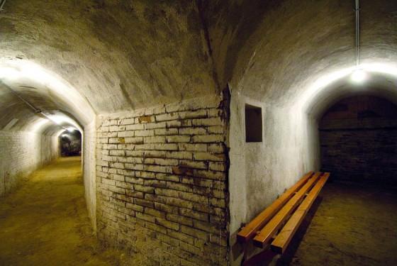 air-raid shelter Museo d'Historia de BArcelona MUHBA Refugi 307