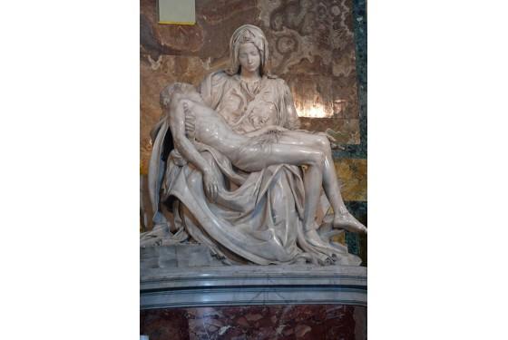 Museo Gregoriano Profano Statue historic in Rome