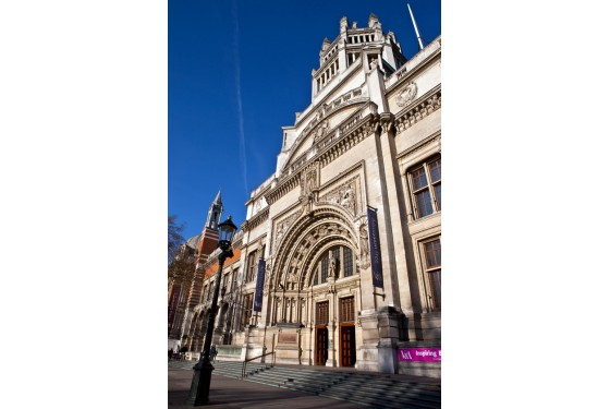 Victoria and Albert Museum London entrance