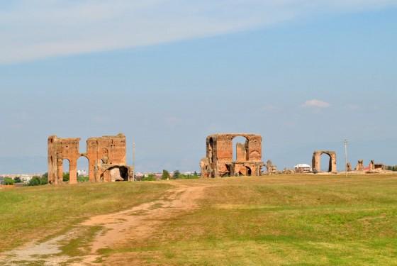 Ruinen Villa dei Quintili