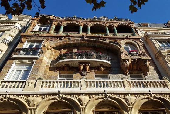 Guided tour of Paris, architecture of art nouveau, Art Nouveau