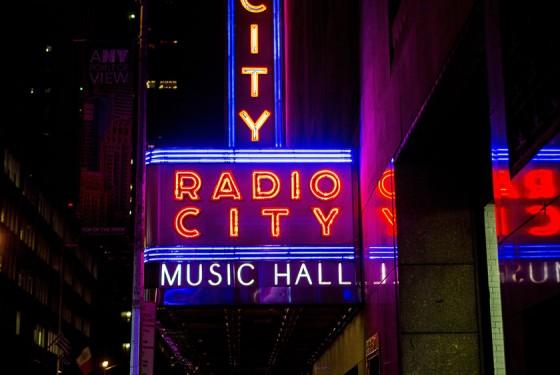 Radio City Music Hall Stage Tour