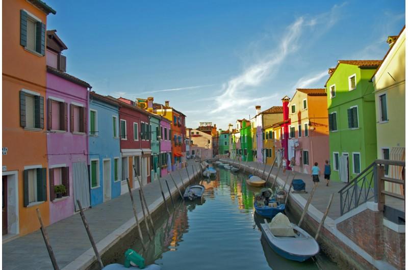 Murano To Burano.Free Island Tour Murano Burano Torcello