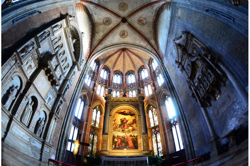 Image result for santa maria gloriosa dei frari venice