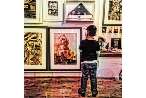 Ground Zero Museum Workshop Pictures