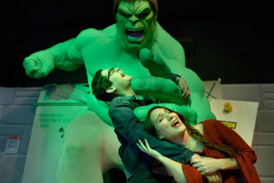 Madame Tussauds Hulk
