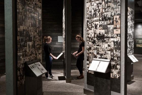 Museum of Jewish Heritage Exhibition