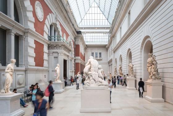 The Metropolitan Museum of Art Petri Court