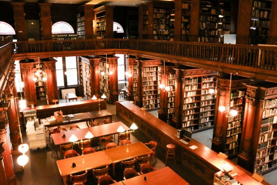 Brooklyn Historical Society Library