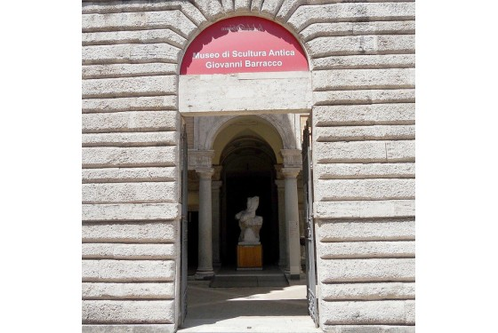 Museo di Scultura Antica Giovanni Barracco entrance