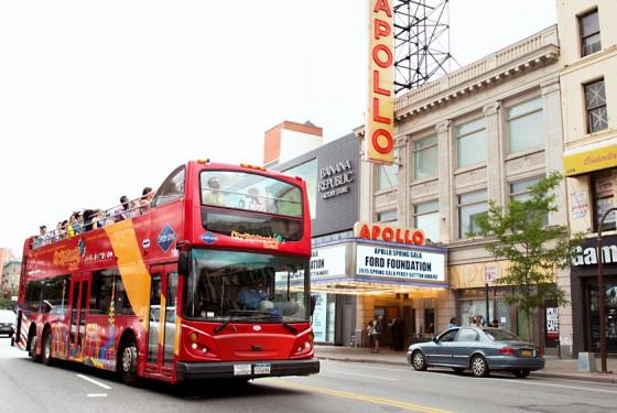 Gray Line CitySightseeing Bustour Uptown