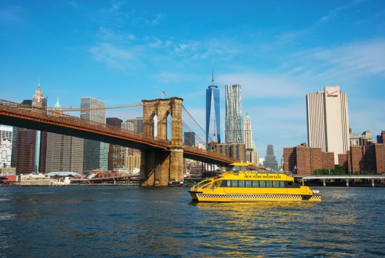 New York Water Taxi Statue of Liberty Express