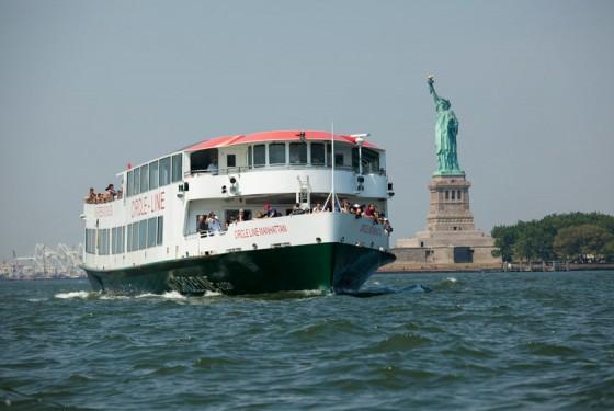 Circle Line New York landmarks