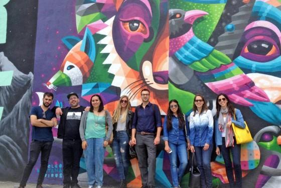 Brooklyn Unplugged Graffiti and Street Art Walking Tour