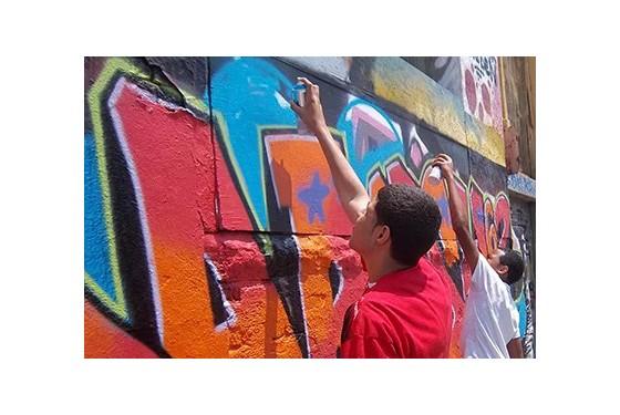 Hush Tours The Writing's On The Wall Harlem Graffiti Tour