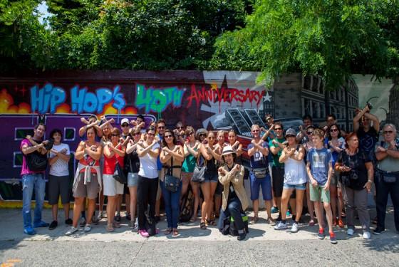 Inside Out Tours South Bronx Renaissance Walking Tour