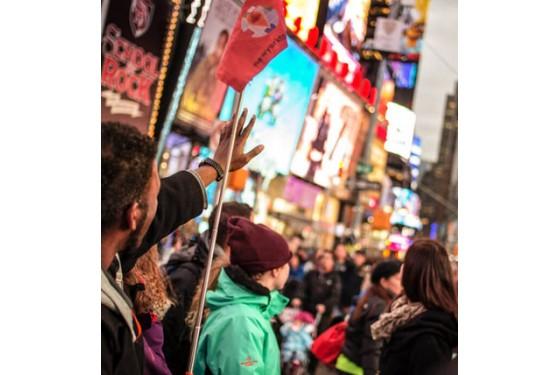 NewYorkTour1 Broadway Walking Tour