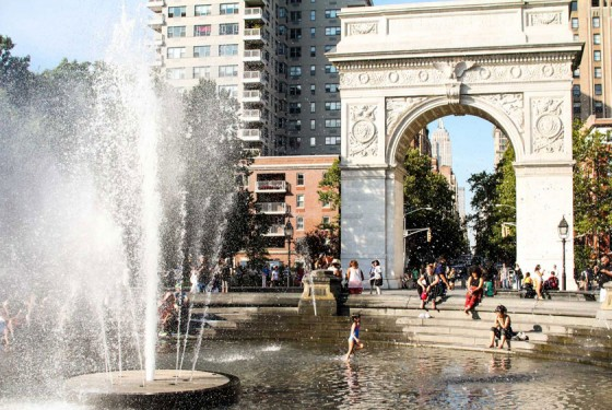 NewYorkTour1 Greenwich Village Walking Tour