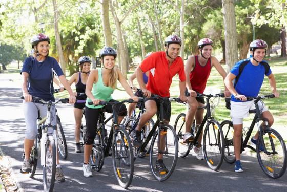 Central Park Tours bike rental