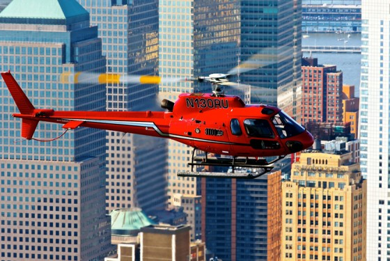 Liberty Helicopter New York