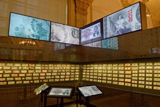 Museum of American Finance souvenir shop