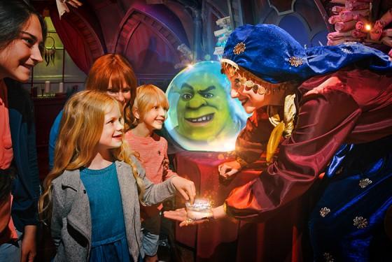 Shrek's Adventure! London Esmeralda
