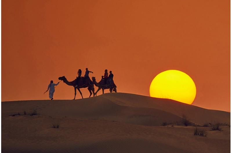 Desert Sunset Experience