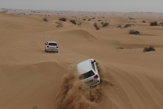 Desert Safari Tour Turbopass