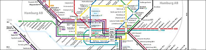 Hvv Karte Zonen.Hvv Hamburg Ab Zone Gastronomia Y Viajes