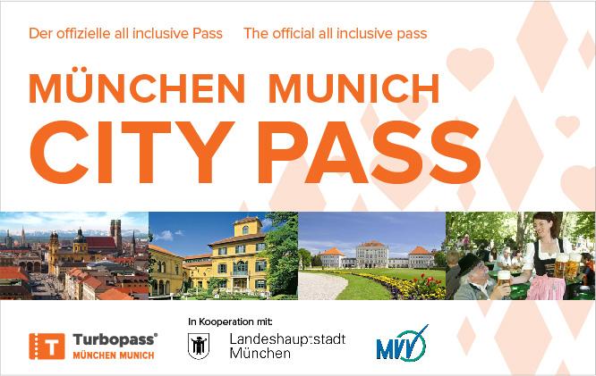 Munich City Pass benefits