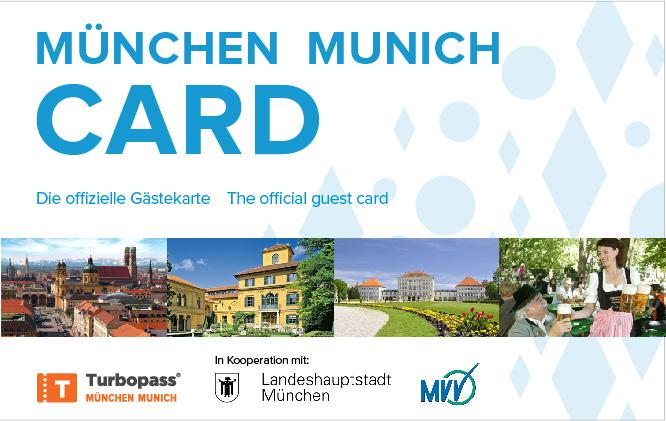 Munich Card benefits