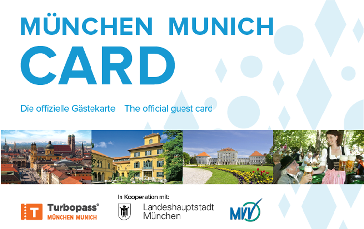 Munich Card benefits